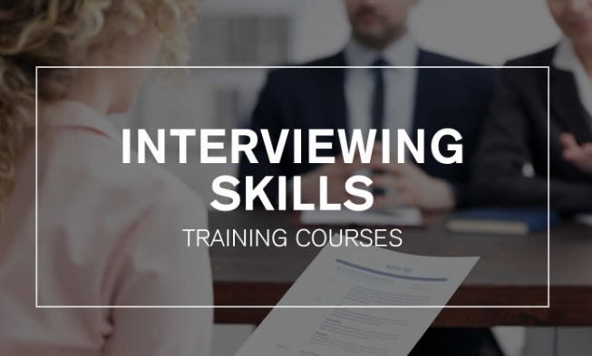 Interviewing Skills Course